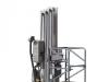elevadores de mastil vertical desplazables