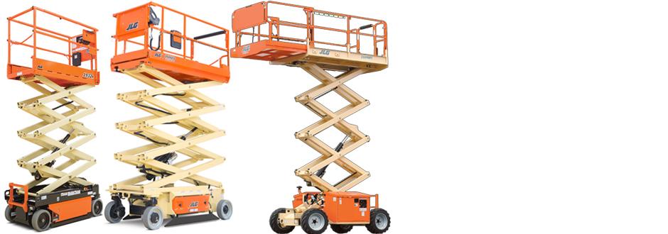 JLG Plataformas usadas en venta