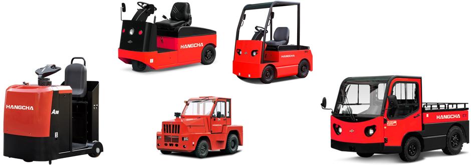 Tractores de Remolque Hangcha