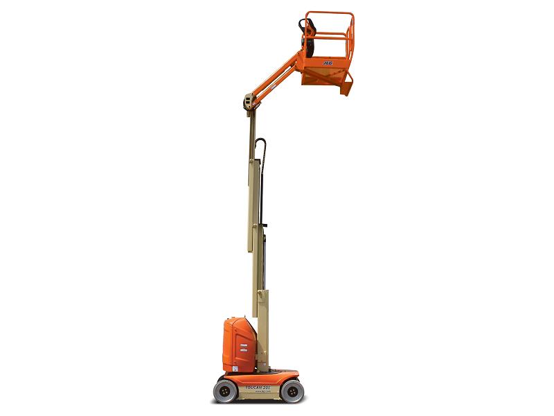 JLG Elevador de pluma y mástil Toucan® T20e
