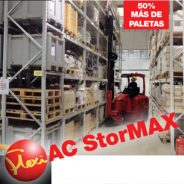 Montacargas  Flexi AC-StorMAX